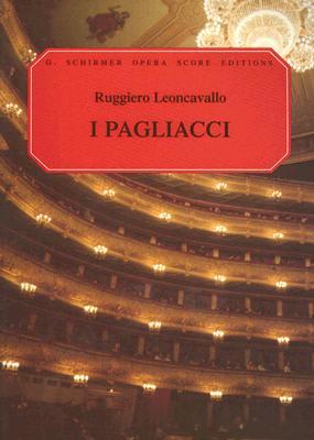 I Pagliacci By Leoncavallo, Ruggiero